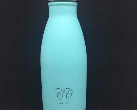 Customised Engraved Chilly Bottle